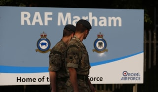 RAF Marham in Norfolk