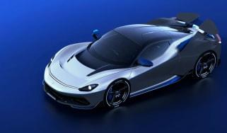 The Automobili Pininfarina Battista Anniversario has a price tag of £2.2m