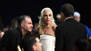 Lady Gaga at the Critics' Choice Awards