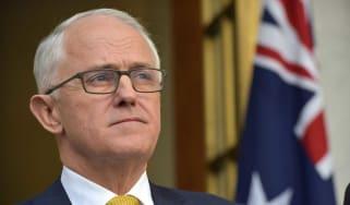 Australian prime minister Malcolm Turnbull set to lose leadership battle