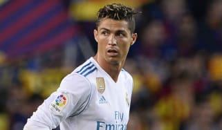 Cristiano Ronaldo injured Real Madrid Champions League Liverpool
