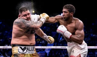 Britain's Anthony Joshua reclaimed the world heavyweight titles after beating Andy Ruiz Jr