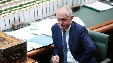 Australian Prime Minister Malcolm Turnbull launches investigation into secret files