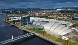 The Scottish Event Campus in Glasgow will host the Cop26 summit
