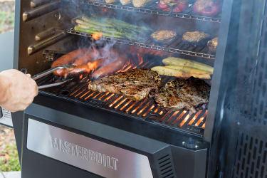 Masterbuilt barbecue