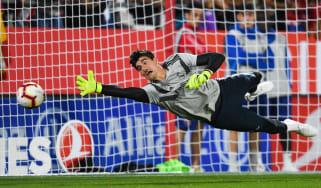 Thibaut Courtois Chelsea news Real Madrid