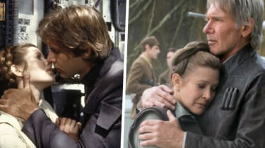 Han Solo x Princess Leia Star Wars
