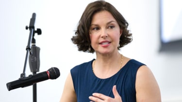 NEW YORK, NY - MARCH 14:Ashley Judd attends Ashley Judd in Conversation with the United Nations Office on Drugs and Crime at the United Nations on March 14, 2012 in New York City.(Photo by Da