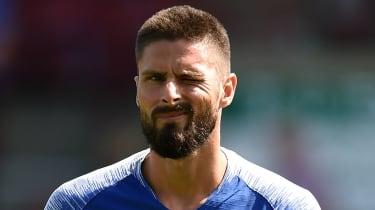 Olivier Giroud Chelsea transfer news