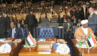 Syria's vacant chair