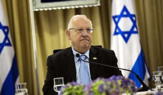 Israeli President attacks government, warning of 'coup' against democracy