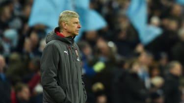 Carabao Cup Arsenal 0 Manchester City 3 Arsene Wenger