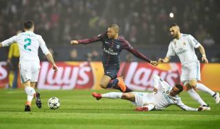 Real Madrid transfer news Kylian Mbappe Cristiano Ronaldo