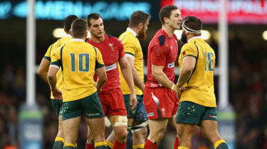 Wales Australia Rugby
