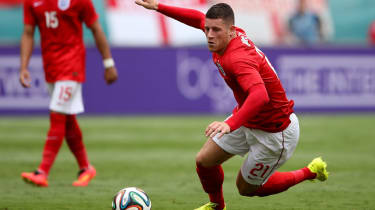 Young stars of the World Cup, Ross Barkley