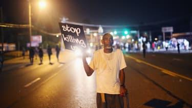 Ferguson protests