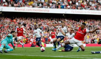 Arsenal and Tottenham played out an entertaining 2-2 draw at the Emirates Stadium