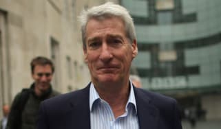 BBC Newsnight presenter Jeremy Paxman