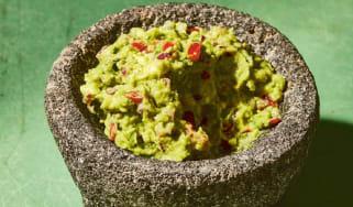 Guacamole recipe taken fromCiudad de México
