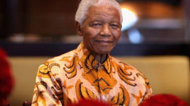 Nelson Mandela news