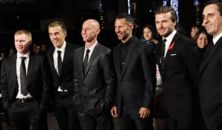 Manchester United's 'Class of 92'