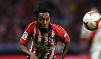 Portuguese winger Gelson Martins signed for Atletico Madrid in July 2018