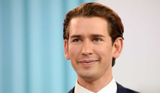 Sebastian Kurz is set to become the world's youngest head of government