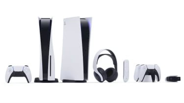 PlayStation 5 consoles and accessories