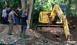 thai murder