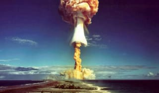 The Atomic Hobo podcast investigates the 'eeriness and terror of nukes'