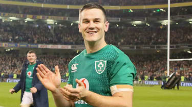 Ireland fly-half Johnny Sexton was named the 2018 World Rugby player of the year