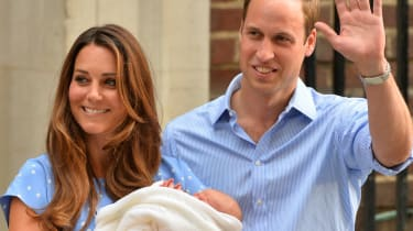 Prince George is born