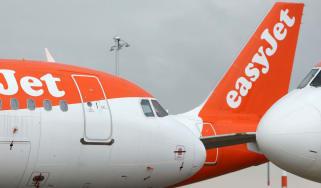 EasyJet aircraft