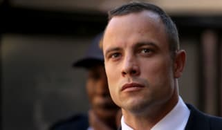 Oscar Pistorius's sister denies prison rules broken on birthday