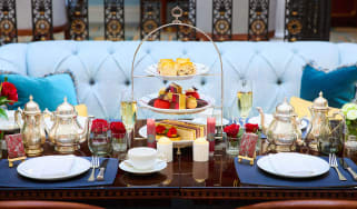 It's a Little Bit Mad afternoon tea