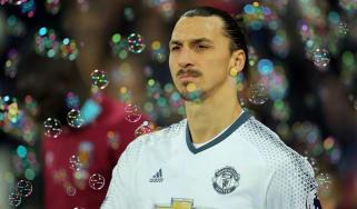Zlatan Ibrahimovic Man United West Ham
