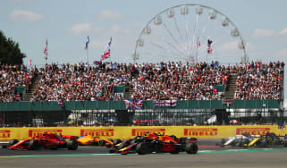 Silverstone's contract to host the F1 British Grand Prix expires after the 2019 race