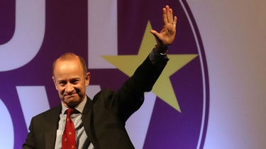 Henry Bolton ejected in Ukip no-confidence vote