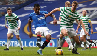 Glasgow rivals Rangers and Celtic are Scotland's two biggest clubs