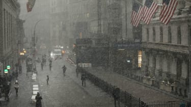 US polar vortex, New York City, snow, blizzard