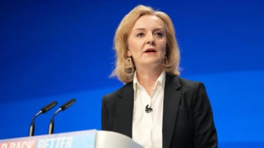 Foreign Secretary Liz Truss