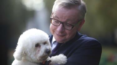 Michael Gove, Dog