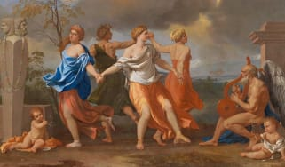 Nicolas Poussin, 'A Dance to the Music of Time', about 1634