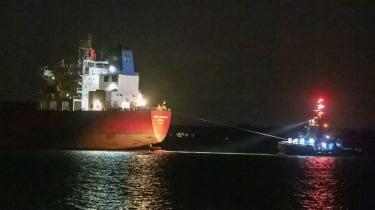 Isle of Wight tanker