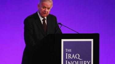 Sir John Chilcot Iraq Inquiry Report