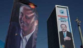 Erdogan, Ince, Turkey