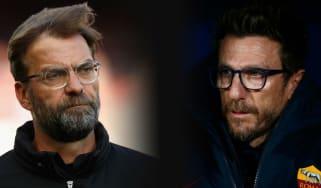 Roma vs. Liverpool Champions League team news