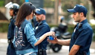 Pepsi's protest advert featuring Kendall Jenner was taken down almost immediately after a massive backlash