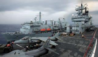 Ark Royal British Navy, aircraft carrier