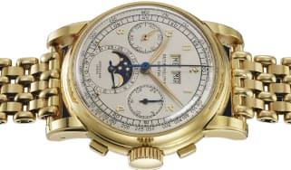 Patek Philippe wristwatch reference 2499 © Phillips